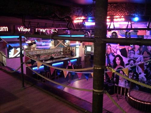 Ресторан, клуб-бар Latina
